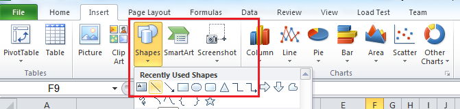 Insert Shape in Excel.png