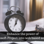 Enhance the power of Microsoft Project into web based solution